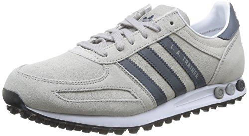 Adidas La Trainer, Scarpe Sportive Uomo, Grigio (MGH Solid Grey/Bold Onix/Silver Met.), 37 1/3