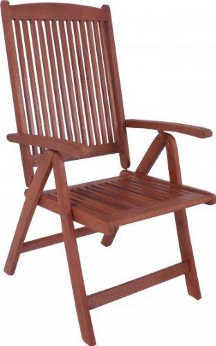 Gartenstuhl – Eleganter Hochlehner aus FSC-Holz jetzt bestellen