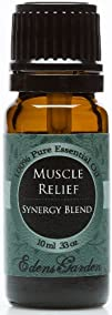 Muscle Relief Synergy Blend Essential…