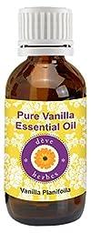 Pure Vanilla Essential oil 30ml - Vanilla Planifolia