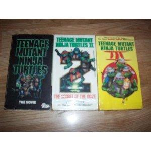 Teenage Mutant Ninja Turtles [VHS]