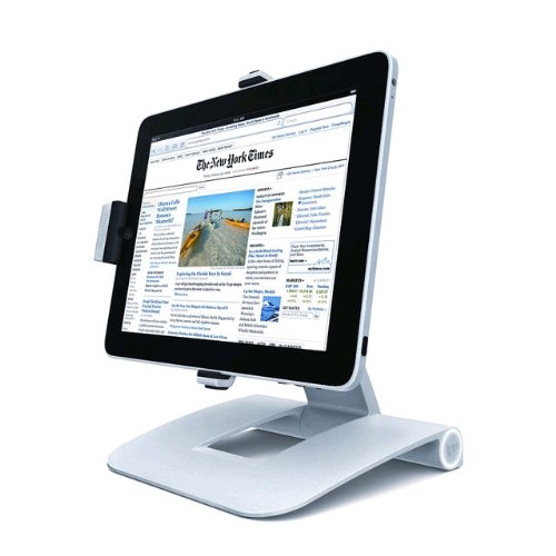 Mophie PowerStand for all iPads - Aluminium