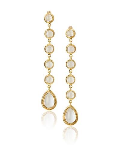 Eddera Marie Louise Aquamarine Earrings As You See