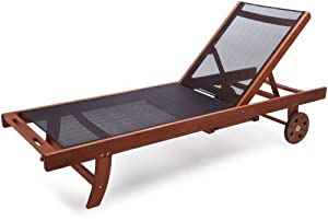 Strathwood basics chaise lounge chair with for Chaise game free download