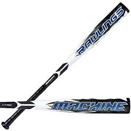 Rawlings BBMC 2012 Machine BBCOR High School/Collegiate Baseball Bat (-3oz. Drop)