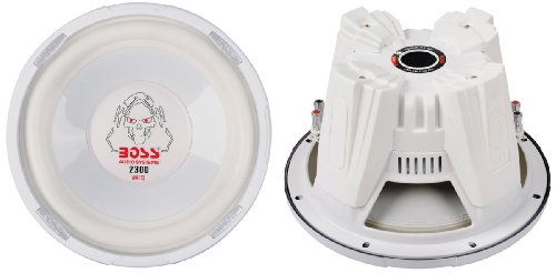 "2) New Boss P127Dvc 12"" 4600W Car Subwoofers Power Subs Woofers Audio Dvc White"