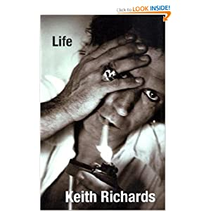 Life Keith Richards James Fox 9780316034388 Books
