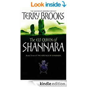 The Elf Queen Of Shannara: The Heritage of Shannara: Book Three