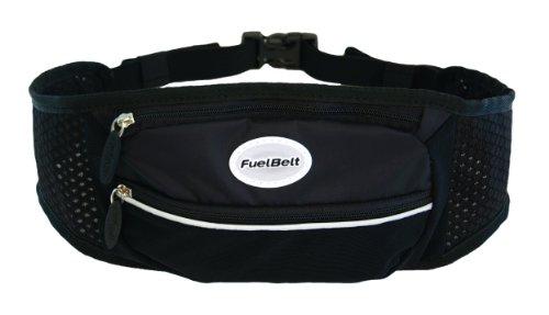 FuelBelt FuelBelt Ultra Waistpack (Black, One Size)