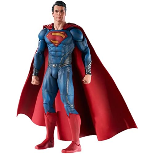 슈퍼맨 맨・오브・스틸/무비 마스터즈 6인치 피규어/슈퍼맨
