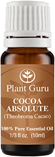 Cocoa Absolute - 10 ml. 100% Pure, Undiluted, Therapeutic Grade.
