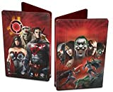 Injustice : Gods Among Us Red Son STEELBOOK [G1 - DVD] Case NO GAME