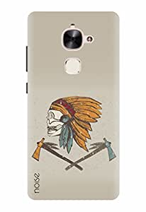 Noise Designer Printed Case / Cover for LeEco Le 2 / Graffiti & Illustrations / Indian Warrior