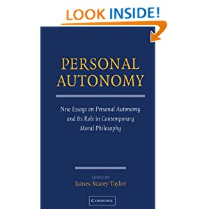 Autonomy in Moral and Political Philosophy