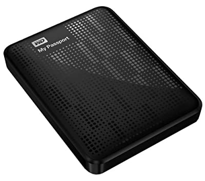 Western Digital My Passport Portable Hard Drive - PARENT ASIN