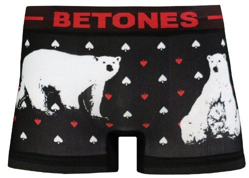 (ビトーンズ)BETONES ANIMAL4 D004 1 Black FREE