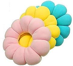 XIDAJE New Creative Design Multi Functional Chair Pad Neck Body Pillow Donut Doughnut Sleep Cushion