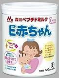 森永 ペプチドミルク E赤ちゃん 大缶820g