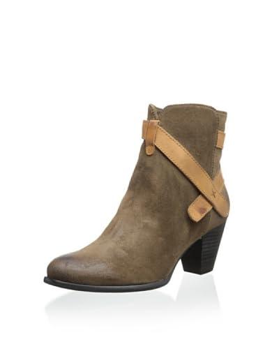 Chocolat Blu Women's Harlow Ankle High Heel Boot