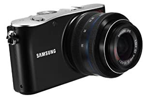 Samsung EV-NX100 Digital SLR with 14.6 MP and HD Recording