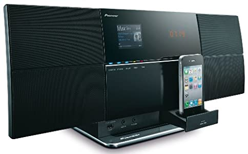 Review and Buying Guide of Buying Guide of  Pioneer X-SMC3-K Home Audio System