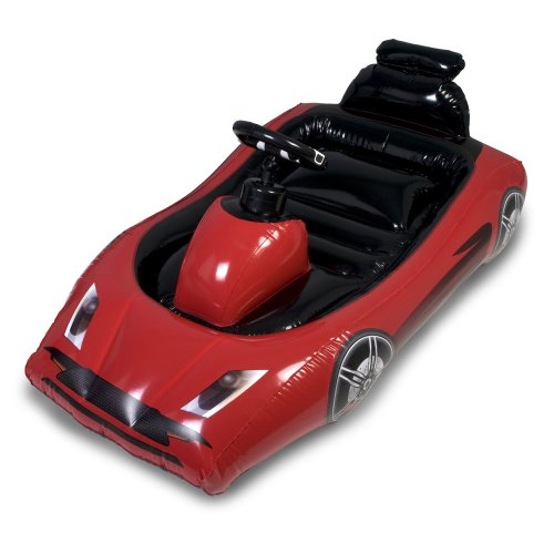 Cta Digital Wii Inflatable Sports Car front-556050