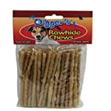 Dog Chews MUNCHY RAWHIDE TWISTS VALUE PACK 50/PACK [Misc.] [Misc.] [Misc.]