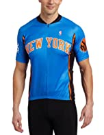 NBA New York Knicks Mens Cycling Jersey by VOmax
