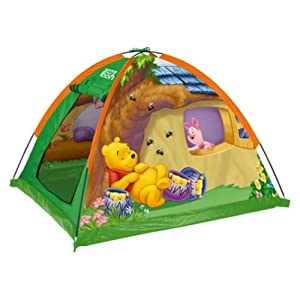disney winnie the pooh garden camping beach tent igloo. Black Bedroom Furniture Sets. Home Design Ideas