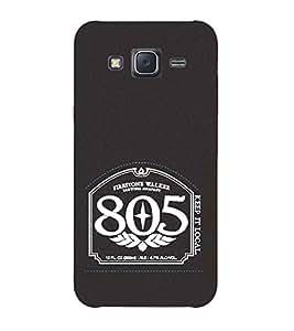 Doyen Creations Designer Printed High Quality Premium case Back Cover For Samsung Galaxy E5