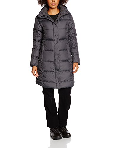 Patagonia Parka da donna Down With It, Forge Grey, S, 28439 per fge