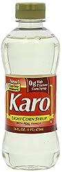 Karo Light Corn Syrup with Real Vanilla, 473ml