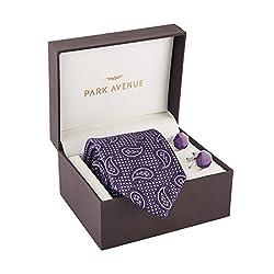 Park Avenue Dark Violet Men's Gift Sets