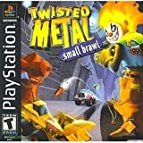 41VjCwre8bL. SL160  Twisted Metal Small Brawl