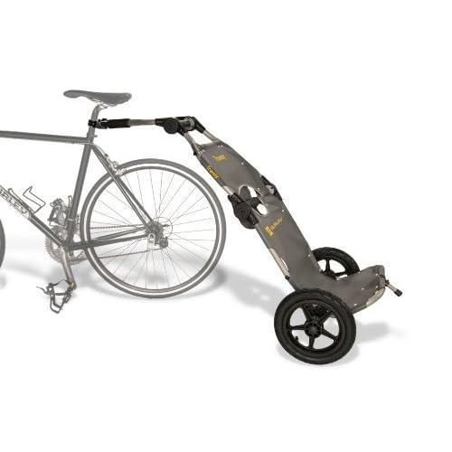 Burley TravoyR<トラヴォイ> 2014 Bike Cargo Trailer(色:グレー)日本のサイクリストが今最も注目するポータブル・トレーラー、Travoy。自転車トレーラーの歴史を変えたBurleyの逸品、安定した走行性能、秀逸なデザインと折畳性能。職場持込可能、バス・電車・飛行機内持込可能。ユーロバイク展金賞受賞作品。