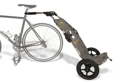 Burley Travoy®<トラヴォイ> 2015 Bike Cargo Trailer(色:グレー)日本のサイクリストが今最も注目するポータブル・トレーラー、Travoy。自転車トレーラーの歴史を変えたBurleyの逸品、安定した走行性能、秀逸なデザインと折畳性能。職場持込可能、バス・電車・飛行機内持込可能。ユーロバイク展金賞受賞作品。