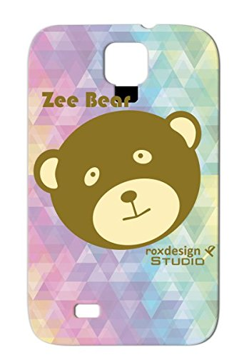 Girl Furry Animal Children Kid Toddler Miscellaneous Milk Humor Comical Animals Nature Boy Diapers Bottle Hilarious Funny Pregnancy Teddy Comedy Birth Baby Cartoon Bear Brown Tpu Case For Sumsang Galaxy S4 Zee Bear