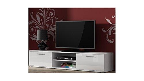 "Buying Guide of  BMF ""SOHO TV STAND RTV180"" Modern HIGH GLOSS"