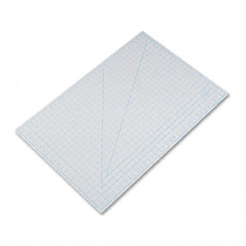 X-Acto X7763 Self-healing cutting mat, nonslip bottom, 1 grid, 24 x 36, gray