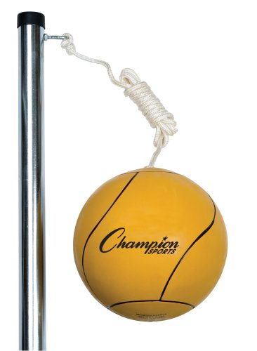 Champion Sports Deluxe Tether Ball Set (Portable Tetherball compare prices)