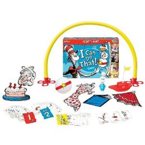Wonder Forge I Can Do That! Games: Cat in the Hat - I Can Do That (I Can Do That Cat In The Hat compare prices)