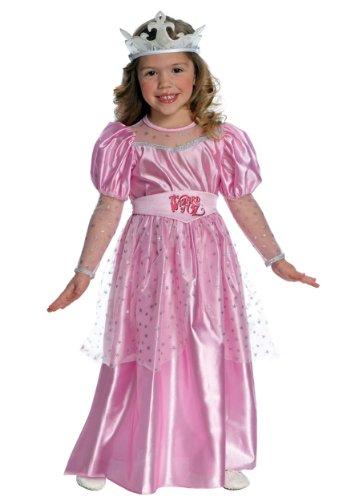 [Little Girls' Glinda Costume Toddler (Sizes 2-4)] (Glinda Costume For Kids)