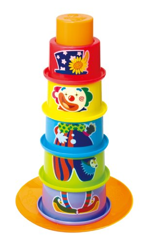 PlayGo 6-in-1 Learning Cups - 1