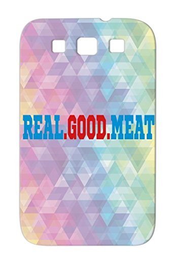 Navy Tpu Case Cover For Sumsang Galaxy S3 Kitchen Restaurant Gardenparty Funny Food Party America Miscellaneous Funny Meat Barbecue Cook Real Good Cooking Summer Fun front-1042619