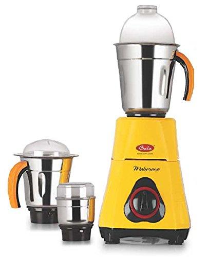 Bala Maharana 550W Mixer Grinder (3 Jars)