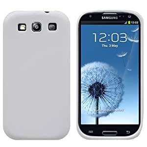 Slabo Hardcase Silikon Schutzhülle Hülle Case für Samsung Galaxy S3 I9300 - MATT