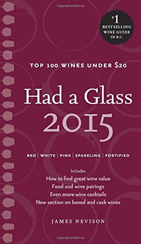Had a Glass 2015: Top 100 Wines Under $20 by James Nevison
