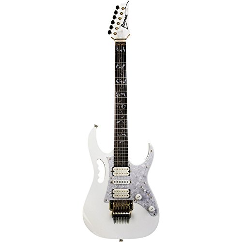Ibanez JEM7V Steve Vai Signature Electric Guitar White