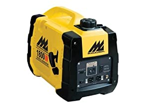McCulloch 1,800 Watt 2.9 HP 105.6cc 4-Cycle Gas Powered Digital Inverter Generator FDD210 (Discontinued by Manufacturer)