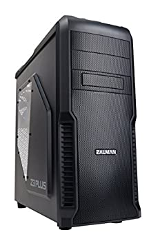 ZALMAN Z3PLUS RV2 ATXミドルタワー PCケース ブラック CS5284 Z3PLUS-RV2